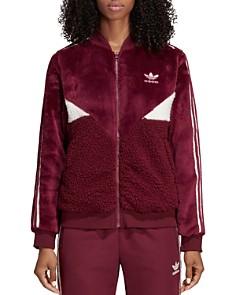 Adidas - CLRDO Sherpa Fleece Track Jacket