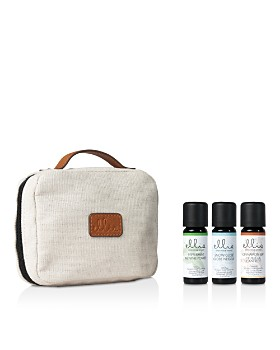 HoMedics - Holiday Travel Pouch & Oil Set