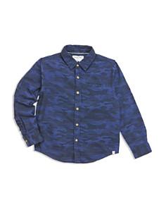 Sovereign Code - Boys' Camo-Print Shirt - Little Kid, Big Kid