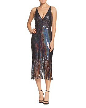 Dress the Population - Frankie Sequined Dress