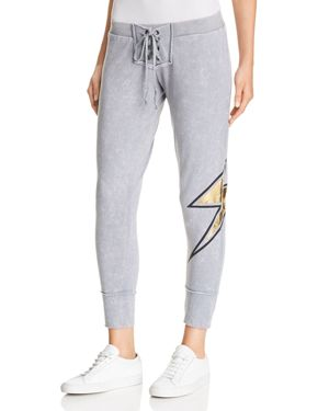Vintage Havana Lightning-Graphic Sweatpants