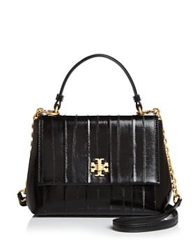 Tory Burch - Kira Medium Top Handle Leather Satchel