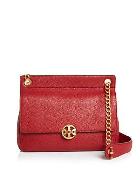 56f0eaf3539 Tory Burch - Chelsea Flap Convertible Leather Shoulder Bag ...