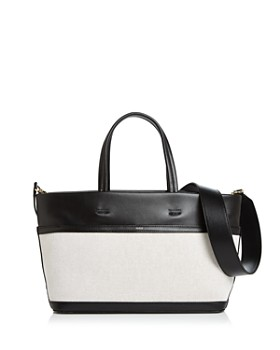 b6568dd332d3 VASIC - Carries Mini Leather   Canvas Tote ...