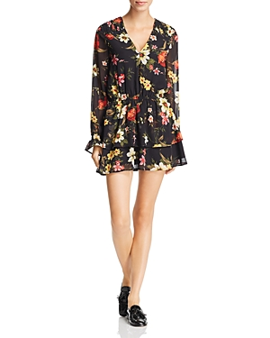 Yumi Kim East Village Floral Print Dress