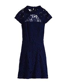 Miss Behave - Girls' Mandy Lace Dress - Big Kid