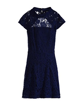 Miss Behave - Girls' Mandy Lace Dress - Big Kid