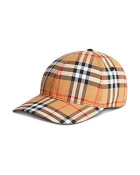 c055e643c19 Burberry - Vintage Check Baseball Cap ...