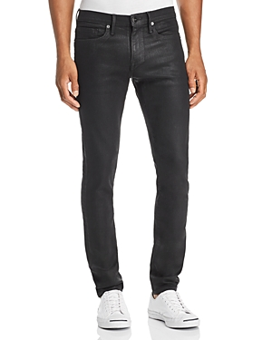 Frame L'Homme Skinny Fit Jeans in Rockwell Coated