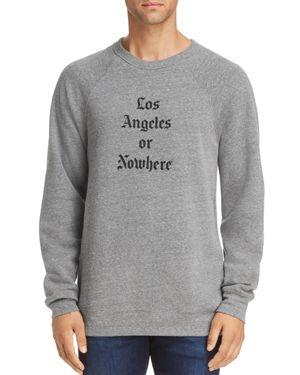 KNOWLITA La Or Nowhere Sweatshirt in Gray/Black