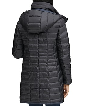 Marc New York - Marble Packable Hooded Puffer Coat