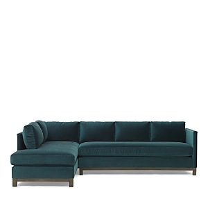 Mitchell Gold Bob Williams Clifton Left-Arm Facing Sectional