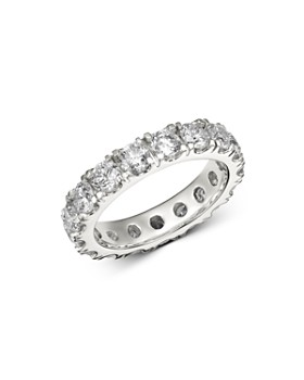 Bloomingdale's - Diamond Band in 14K White Gold, 4.0 ct. t.w. - 100% Exclusive