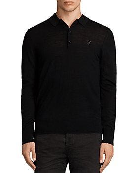 ALLSAINTS - Mode Merino Slim Fit Polo