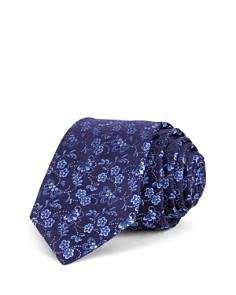 Ted Baker Daisy Jacquard Silk Skinny Tie - Bloomingdale's_0