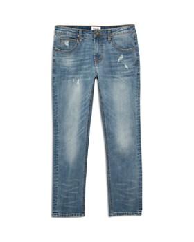 Hudson - Boys' Vance Distressed Slim Straight Jeans - Little Kid
