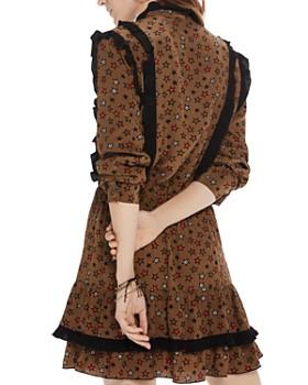 Scotch & Soda - Star-Print Prairie Dress