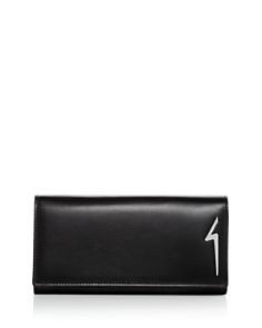 Giuseppe Zanotti - Leather Continental Wallet