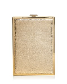 HALSTON HERITAGE - North South Large Frame Minaudiere