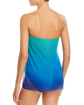 Lauren - Ombré Flyaway One Piece Swimsuit