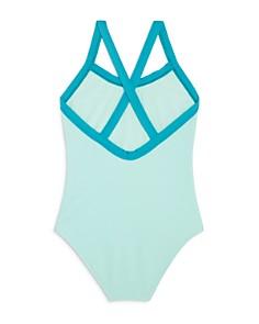 Splendid - Girls' Color-Blocked Swimsuit - Big Kid
