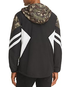 Superdry - Jared Color-Block Pullover Hooded Jacket
