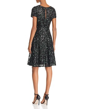 Aidan Mattox - Sequined Party Dress