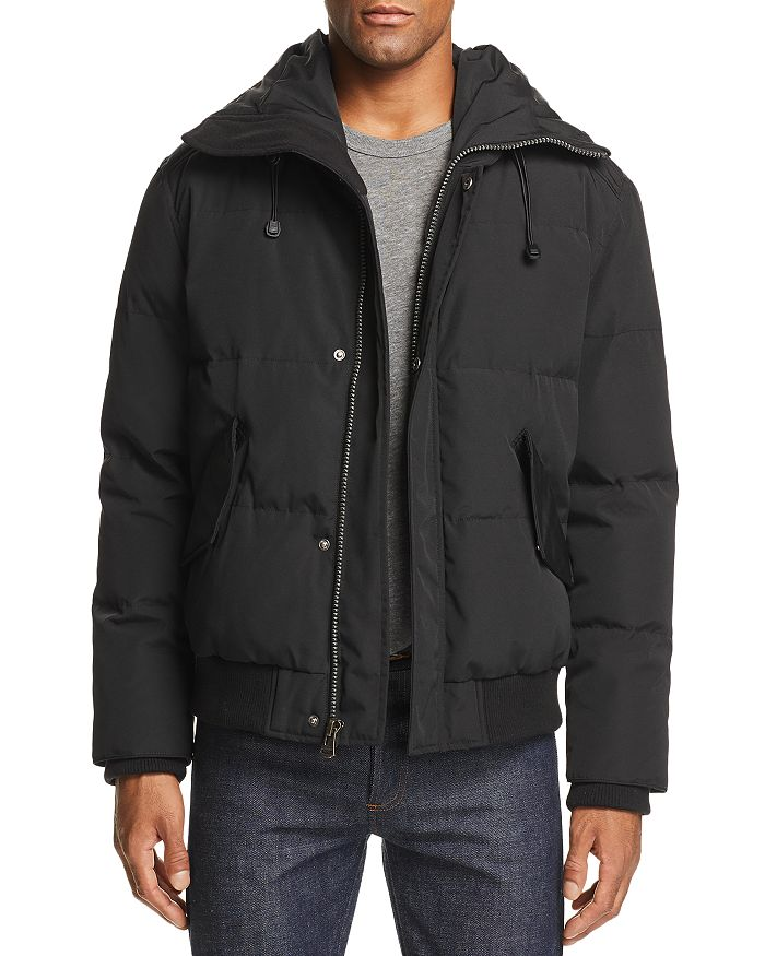 Cole Haan - Hooded Puffer Jacket