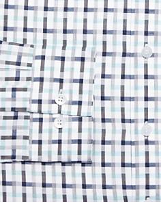 Vardama - Morton Geometric Regular Fit Dress Shirt