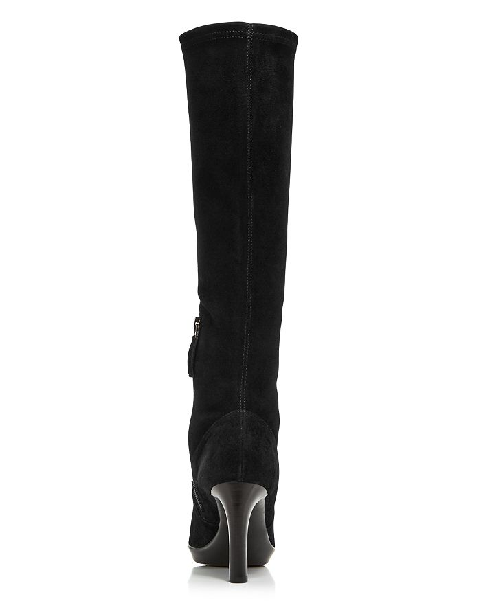 2e3a81de742 Aquatalia - Women s Rhumba Tall Suede High-Heel Boots