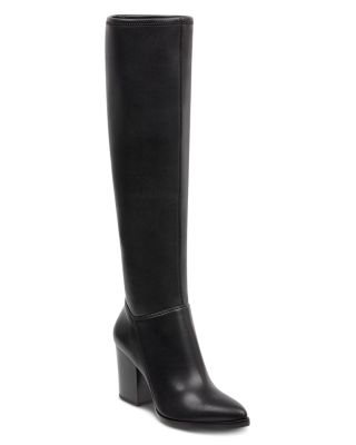 Women's Anata Round Toe Tall High Heel Boots by Marc Fisher Ltd.
