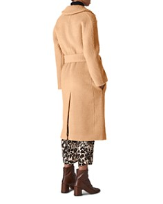 Whistles - Textured Wrap Coat