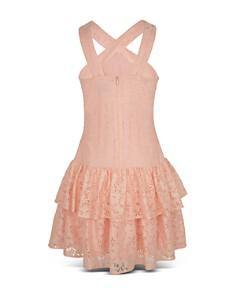 BCBGirls - Girls' Ruffled Lace Dress - Big Kid