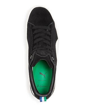 PUMA - Men's Suede Lace-Up Sneakers