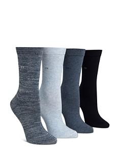 Calvin Klein - Sparkle Socks, Set of 4