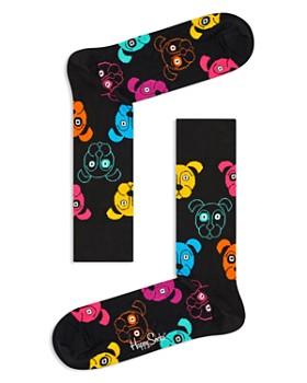 Happy Socks - Multi-Color Dog Socks