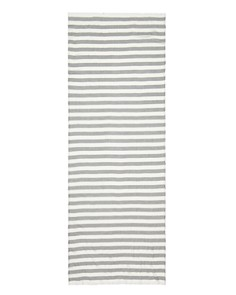 AQUA - Metallic Striped Wrap - 100% Exclusive