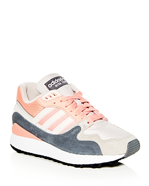Adidas Men's Ultratech Lace-Up Sneakers