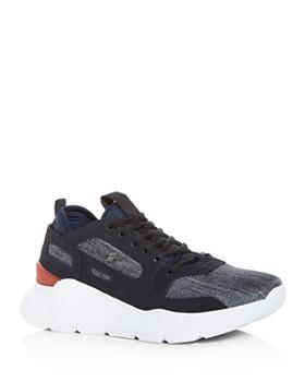Creative Recreation - Men's Carrara Denim Low-Top Sneakers
