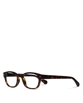 Look Optic - Unisex Bond Rectangular Screen-Reading Glasses, 50mm