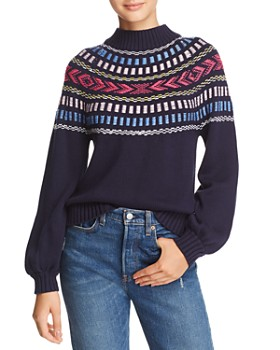 Rebecca Minkoff - Raja Embroidered Sweater