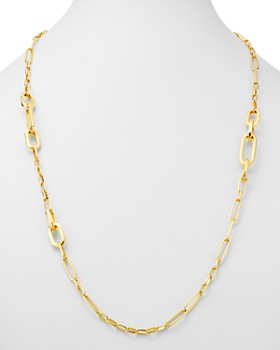 """Roberto Coin - 18K Yellow Gold Chain Necklace, 32"""""""