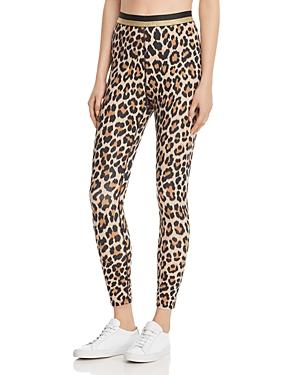 kate spade new york Leopard Print Leggings