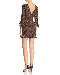 Fame and Partners - Zahir Leopard-Print Dress