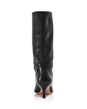 Loeffler Randall - Women's Naomi Pointed Toe Kitten Heel Boots