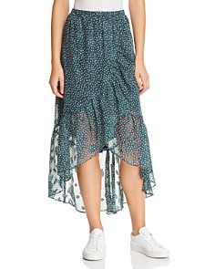 Sage the Label - Layla High/Low Skirt