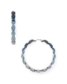 Atelier Swarovski - Moselle Hoop Earrings - 100% Exclusive