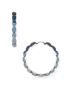 Atelier Swarovski Moselle Hoop Earrings - 100% Exclusive