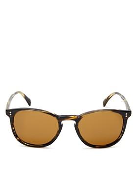 c6612cebaf Oliver Peoples - Women s Finley Esq Round Sunglasses
