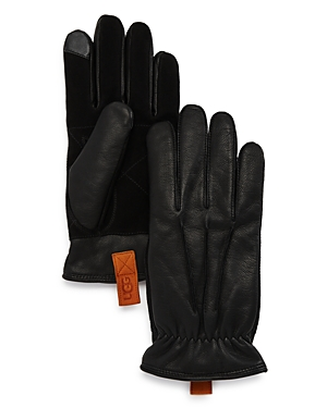 Ugg LEATHER & SUEDE TECH GLOVES